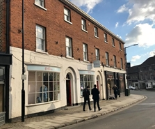 1,036 SF High Street Shop for Rent  |  6 Market Square, Marlow, SL7 1DA
