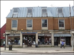 650 SF High Street Shop for Rent  |  2A High Street, Oakham, LE15 6AL