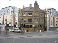 1,093 SF High Street Shop for Rent  |  Former Prince Of Wales Pub, Liverpool, L3 8HR
