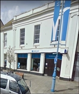 1,403 SF High Street Shop for Rent  |  23 Foundry Square, Hayle, TR27 4HR