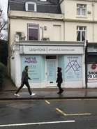 569 SF High Street Shop for Rent  |  56 Grosvenor Road, Tunbridge Wells, TN1 2AS