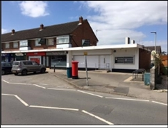 1,082 SF High Street Shop for Rent  |  42 St Johns Avenue, Gloucester, GL3 2BZ