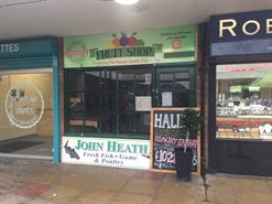150 SF High Street Shop for Rent | 9 Leicester Road, Wigston, LE18 1NZ