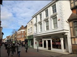 2,427 SF High Street Shop for Rent  |  20 High Street, Canterbury, CT1 2JE