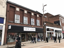 3,282 SF High Street Shop for Rent  |  35-37 High Street, Dudley, DY1 1PJ