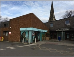 621 SF Out of Town Shop for Rent  |  All Saints Medical Centre, Birmingham, B14 7RA
