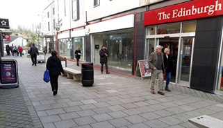 8,310 SF High Street Shop for Rent  |  Unit C2, St Austell, PL25 5AZ