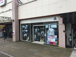 1,077 SF Shopping Centre Unit for Rent  |  54 King William Street, Blackburn, BB1 5AF
