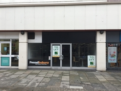1,077 SF Shopping Centre Unit for Rent  |  28 King William Street, Blackburn, BB1 5AF
