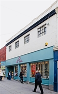 833 SF High Street Shop for Rent  |  7-8 Exchange Walk, Nottingham, NG1 2NX