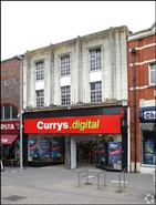 3,783 SF High Street Shop for Rent  |  96-98 High Street, Sutton, SM1 1LT