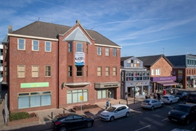 2,098 SF High Street Shop for Rent  |  Venture House, Wilmslow, SK9 5AH