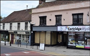 1,217 SF High Street Shop for Rent  |  48 Princes Street, Yeovil, BA20 1EQ