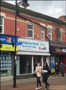 856 SF High Street Shop for Rent  |  43 Albert Road, Widnes, WA8 6JA
