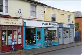 1,053 SF High Street Shop for Sale  |  75B Stoke Road, Guildford, GU1 4HT