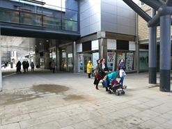 2,036 SF Shopping Centre Unit for Rent | 20 - 22 Canal Walk, Swindon, SN1 1LD