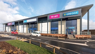 2,600 SF Retail Park Unit for Rent  |  SKELTON PARK, SKELTON, TS12 2ZL