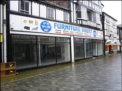 2,183 SF High Street Shop for Rent | 60 - 64 Witton Street, Northwich, CW9 5AE