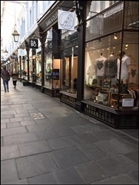 845 SF High Street Shop for Rent  |  12 Morgan Arcade, Cardiff, CF10 1AF