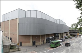 1,539 SF Shopping Centre Unit for Rent  |  Merrywalks Shopping Centre, Stroud, GL5 1RR