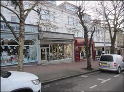 1,199 SF High Street Shop for Rent  |  48 Mount Pleasant Road, Tunbridge Wells, TN1 1RB