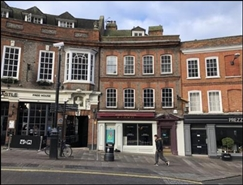 1,236 SF High Street Shop for Rent  |  Cavendish House, Windsor, SL4 1PL