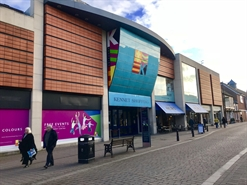 19,102 SF Shopping Centre Unit for Rent  |  Unit 13/15/17 The Kennet Centre, Newbury, RG14 5EN