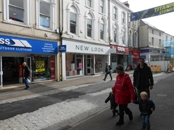 2,430 SF High Street Shop for Rent  |  36 Market Street, Falmouth, TR11 3AR