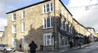 1,452 SF High Street Shop for Sale  |  31-32 Fore Street, Redruth, TR15 2AE