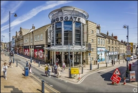 1,577 SF Shopping Centre Unit for Rent  |  Unit 9a, Huddersfield, HD1 2QB