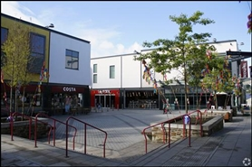 3,303 SF Shopping Centre Unit for Rent  |  Unit N, White River Place Shopping Centre, St Austell, PL25 5PZ