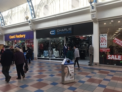 1,685 SF Shopping Centre Unit for Rent  |  Unit 10, The Octagon Centre, Burton Upon Trent, DE14 3TN