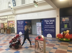 1,628 SF Shopping Centre Unit for Rent  |  Unit 31, The Octagon Centre, Burton Upon Trent, DE14 3TN