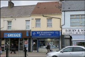 1,727 SF High Street Shop for Sale  |  211 Shields Road, Newcastle Upon Tyne, NE6 1DQ