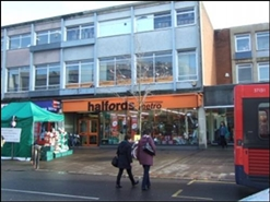 1,548 SF High Street Shop for Rent  |  178 - 179 Sidwell Street, Exeter, EX4 6RD