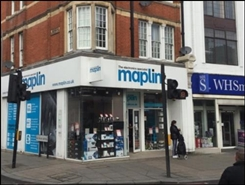 2,291 SF High Street Shop for Rent  |  184 Streatham High Road, London, SW16 1BJ