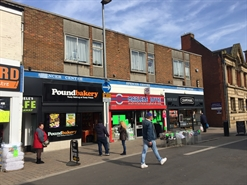 1,115 SF High Street Shop for Rent  |  38b Carlton Street, Castleford, WF10 1BA