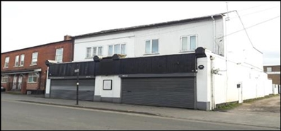 536 SF High Street Shop for Rent  |  4 Woodbridge Road, Birmingham, B13 8EJ