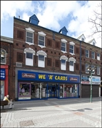 1,539 SF High Street Shop for Rent  |  32 - 34 Boothferry Road, Goole, DN14 5DA