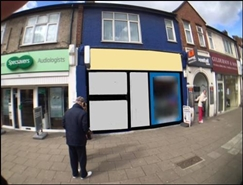 1,339 SF High Street Shop for Rent | 47 High Street, Ilford, IG6 2AD