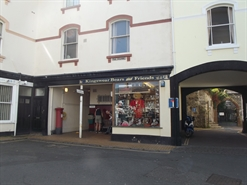 248 SF Out of Town Shop for Rent  |  2a The Square, Kingswear, TQ6 0AA