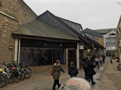 523 SF Shopping Centre Unit for Rent  |  (Unit 54), 25 Lion Yard Shopping Centre, Cambridge, CB2 3NA