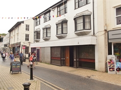 1,259 SF High Street Shop for Rent  |  28-32 Fore Street, Brixham, TQ5 8AB