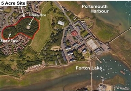 6,943 SF Out of Town Shop for Sale | Britannia Way, Portsmouth, PO12 4FZ