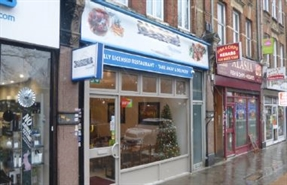 646 SF High Street Shop for Sale  |  380 Green Lanes, London, N13 5PD