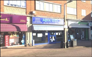 1,132 SF High Street Shop for Rent  |  15 The Quadrant Street, St Albans, AL4 9RB
