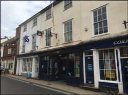 1,385 SF High Street Shop for Sale  |  14 Mere Street, Diss, IP22 4AD