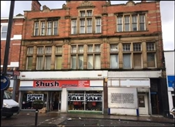 1,100 SF High Street Shop for Rent  |  Bradshawgate Chambers, Leigh, WN7 4LX