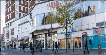3,738 SF Shopping Centre Unit for Rent  |  Unit 25/26/27, West 12 Shopping Centre, London, W12 8PP