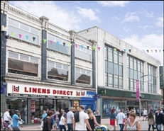 2,968 SF High Street Shop for Rent | 64 - 68 High Street, Southend On Sea, SS1 1JF